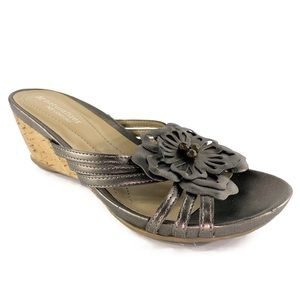 Naturalizer N5 Comfort Sandals Size 6.5